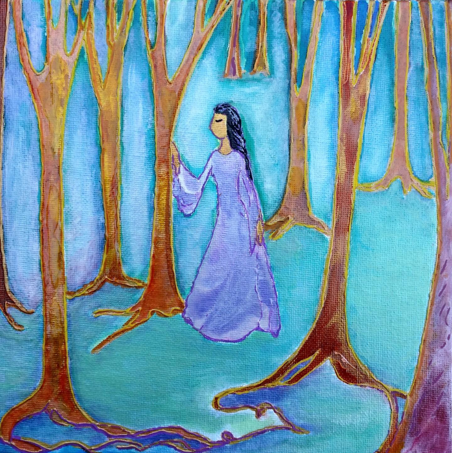 Gioia Albano - In my wood