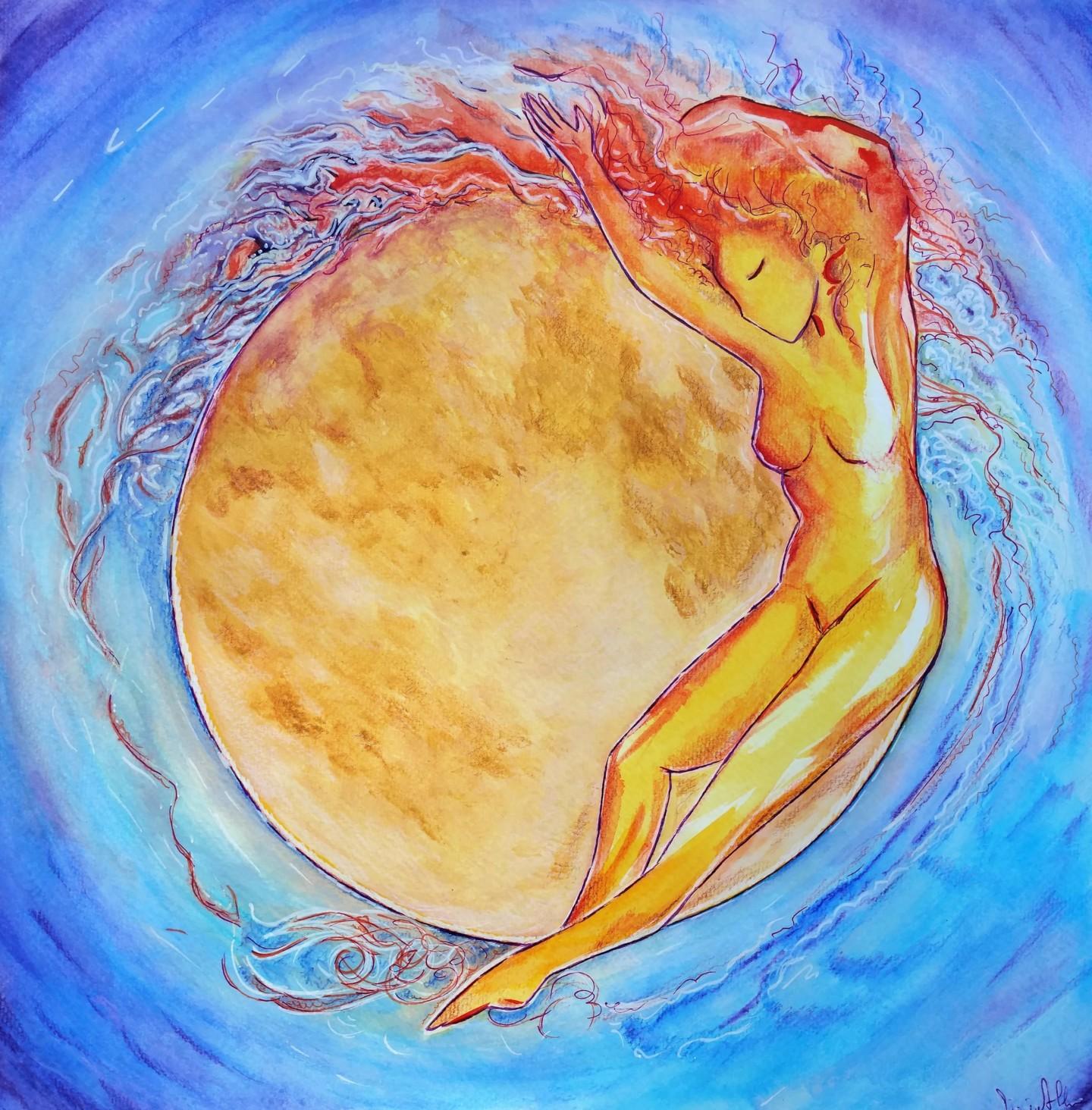 Gioia Albano - Moonwalk