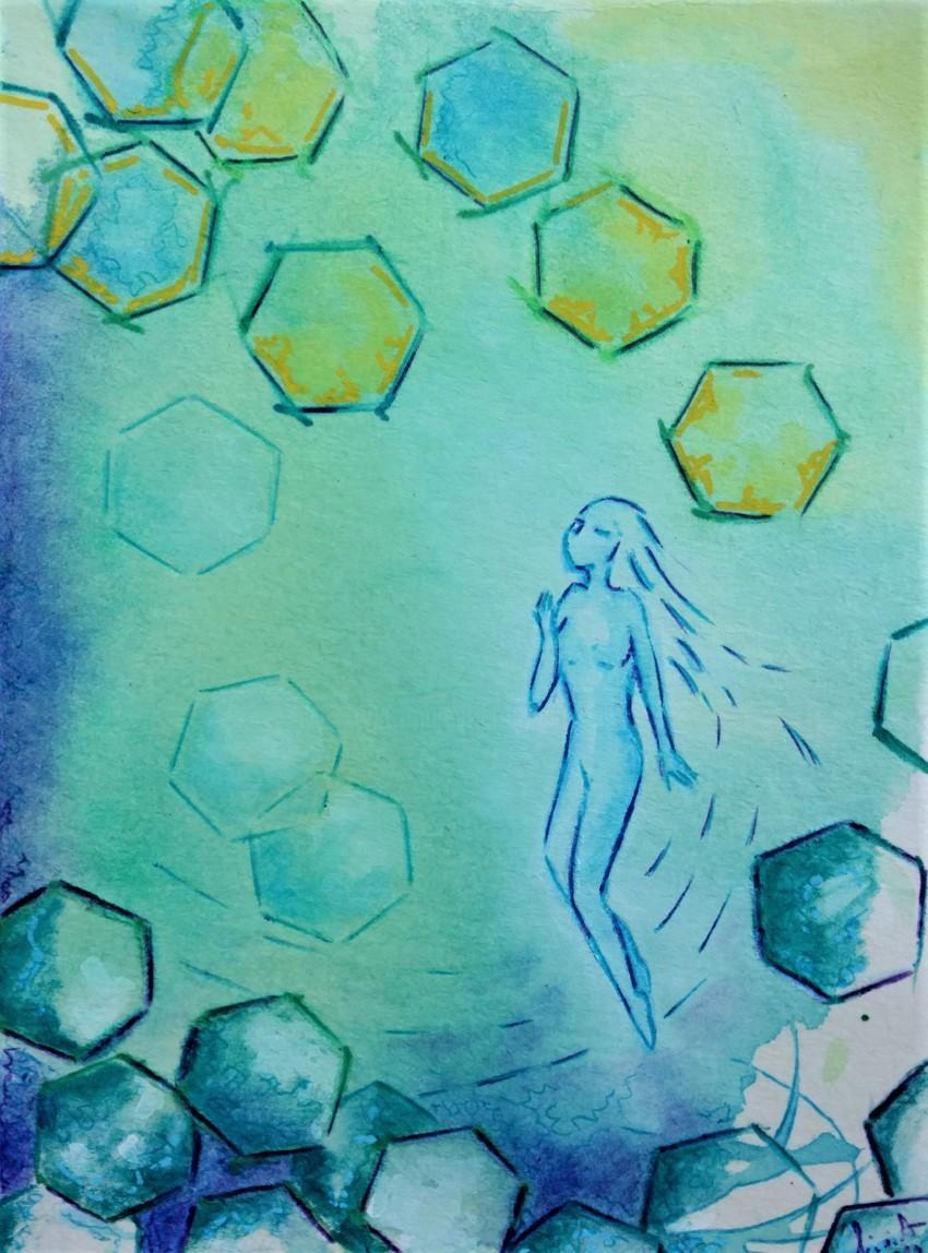 Gioia Albano - Particles