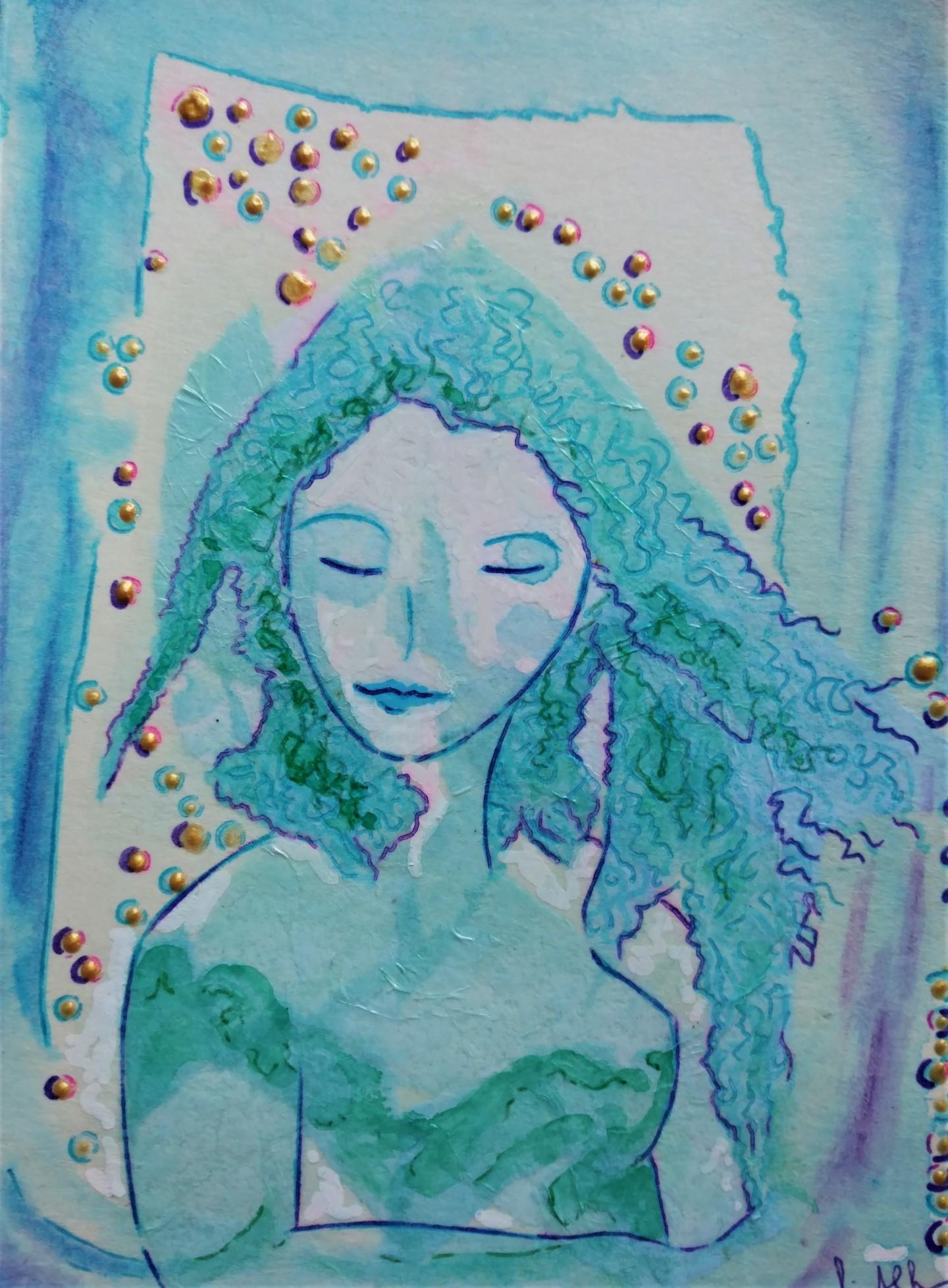 Gioia Albano - Green fairy (le petit monde)