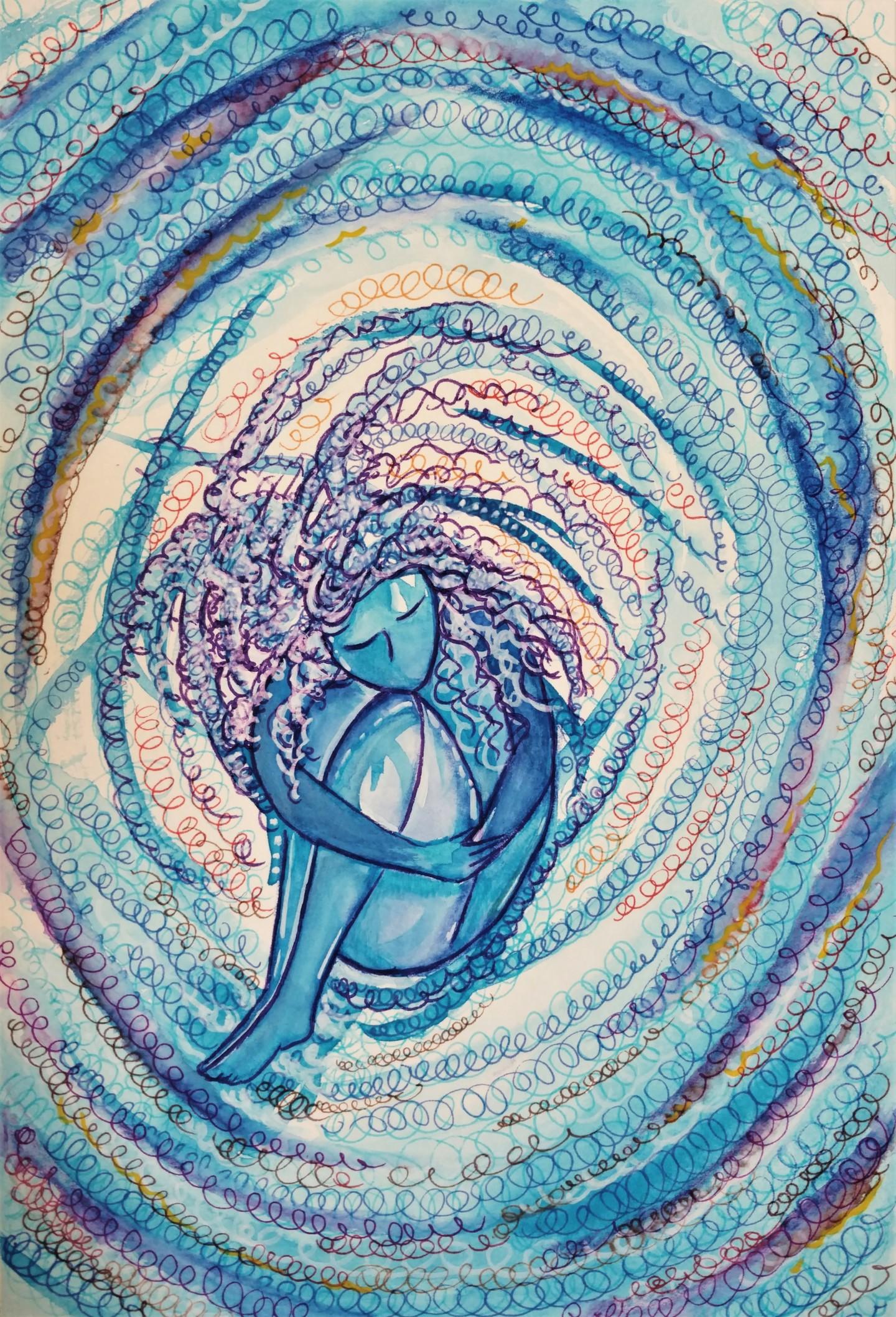 Gioia Albano - Woman Wind (Donna vento)