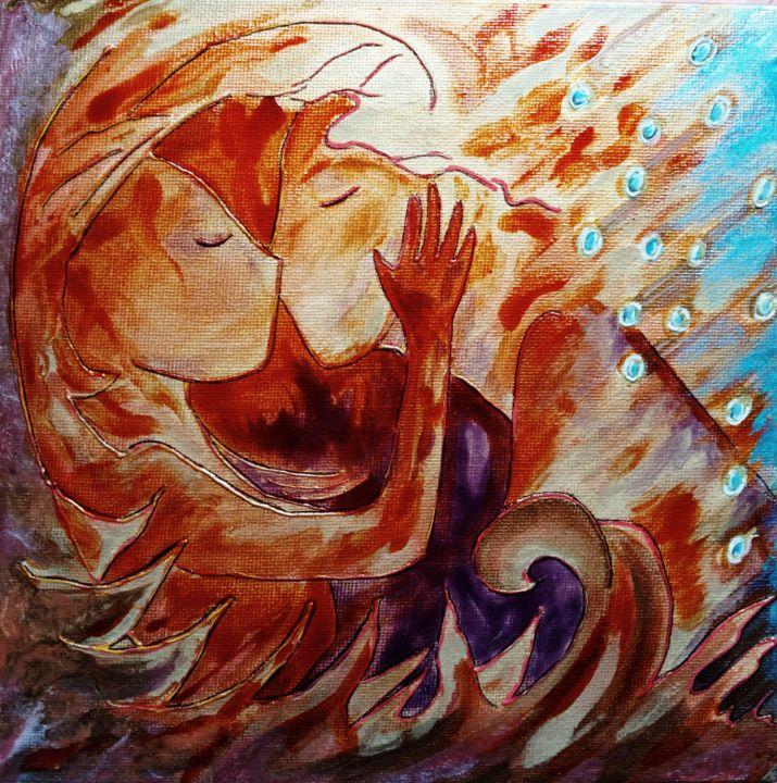 Gioia Albano - In my fire