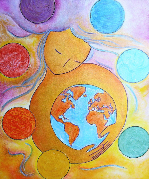 Gioia Albano - Healing the world